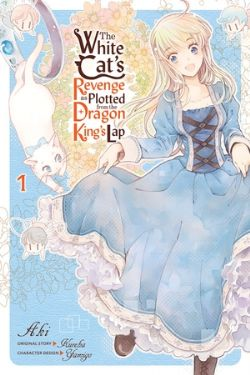 WHITE CAT'S REVENGE AS PLOTTED FROM THE DRAGON KING'S LAP, THE -  (ENGLISH V.) 01