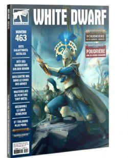 WHITE DWARF -  APRIL 2021 (FRENCH) 463