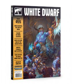WHITE DWARF -  AUGUST 2020 (ENGLISH) 455