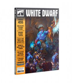 WHITE DWARF -  AUGUST 2020 (FRENCH) 455