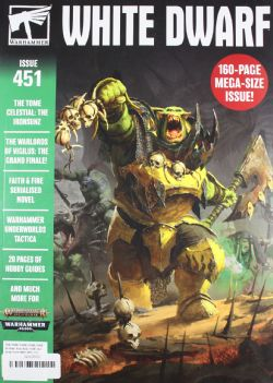 WHITE DWARF -  FEBRUARY 2020 (ENGLISH)