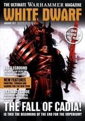 WHITE DWARF -  JANUARY 2019 (ENGLISH)