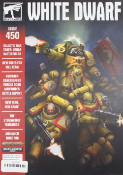 WHITE DWARF -  JANUARY 2020 (ENGLISH)