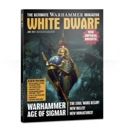 WHITE DWARF -  JUNE 2018