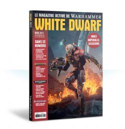 WHITE DWARF -  MARCH 2019 (ENGLISH)