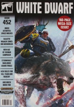 WHITE DWARF -  MARCH 2020 (ENGLISH)