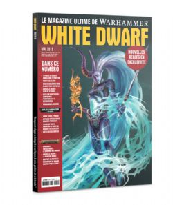 WHITE DWARF -  MAY 2019 (FRENCH)
