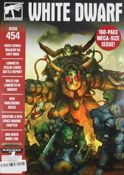 WHITE DWARF -  MAY 2020 (ENGLISH) 454