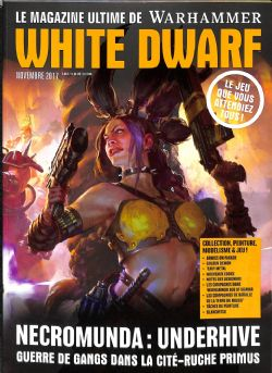 WHITE DWARF -  NOVEMBER 2017 (FRENCH)