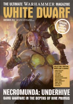 WHITE DWARF -  NOVEMBER 2017
