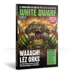 WHITE DWARF -  NOVEMBER 2018 (FRENCH)