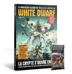 WHITE DWARF -  OCTOBER 2018 (FRENCH)