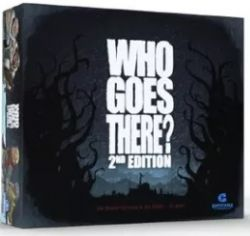 WHO GOES THERE? -  2ND EDITION (ENGLISH)