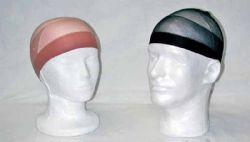 WIG ACCESSORIES -  WIG CAP, 2 PIECES - DARK BROWN