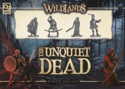 WILDLANDS -  THE UNQUIET DEAD (ENGLISH)