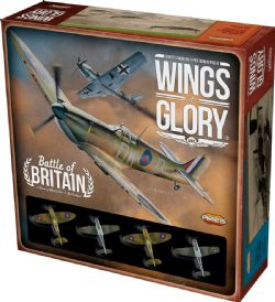 WINGS OF GLORY -  BATTLE OF BRITAIN (ENGLISH)