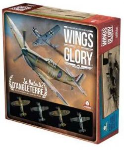 WINGS OF GLORY -  LA BATAILLE D'ANGLETERRE (FRENCH)