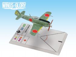 WINGS OF GLORY -  WW2 - NAKAJIMA KI-84 HAYATE (52 SENTAI) AIRPLANE PACK