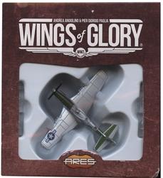 WINGS OF GLORY -  WW2 - P-51D MUSTANG (SAKS) AIRPLANE PACK