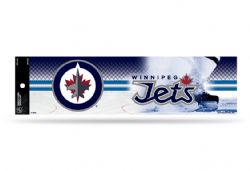 WINNIPEG JETS -  BUMPER STICKER