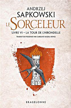 WITCHER, THE -  LA TOUR DE L'HIRONDELLE (GRAND FORMAT) 06