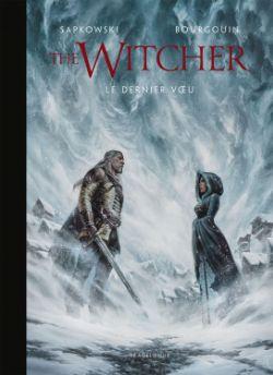 WITCHER, THE -  LE DERNIER VOEU (ROMAN ILLUSTRÉ)