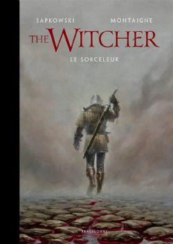 WITCHER, THE -  LE SORCELEUR (ROMAN ILLUSTRÉ)