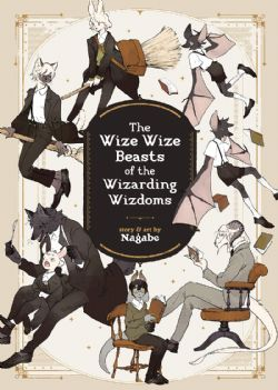 WIZE WIZE BEASTS OF THE WIZARDING WIZDOMS, THE -  (ENGLISH V.)
