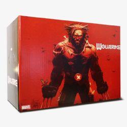 WOLVERINE -  200 COMICS CARDBOARD BOX