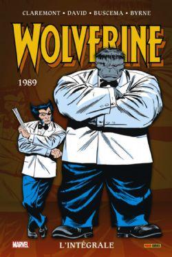 WOLVERINE -  L'INTÉGRALE 1989