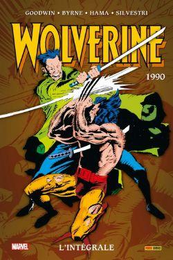 WOLVERINE -  L'INTÉGRALE 1990 (EDITION 2021)