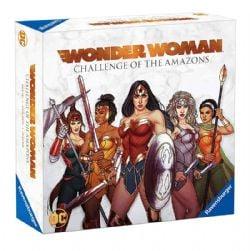 WONDER WOMAN: CHALLENGE OF THE AMAZONS (ENGLISH)