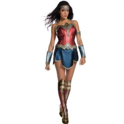 WONDER WOMAN -  WONDER WOMAN COSTUME (ADULT)
