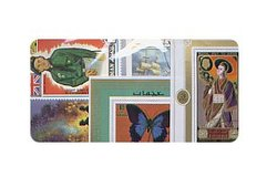 WORLD -  15-PACK WORLD STAMPS MINI-SHEETS (SERIES G)