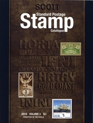 WORLD STAMPS -  2015 STANDARD POSTAGE STAMP CATALOGUE (G-I) 03