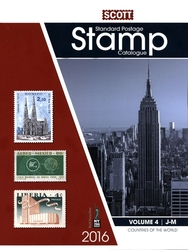 WORLD STAMPS -  2016 STANDARD POSTAGE STAMP CATALOGUE (J-M) 04