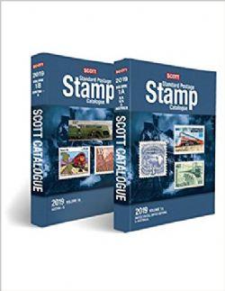 WORLD STAMPS -  2019 STANDARD POSTAGE STAMP CATALOGUE (U.S.-U.N.-A-B) 01