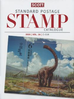 WORLD STAMPS -  2020 STANDARD POSTAGE STAMP CATALOGUE (C-F) 02
