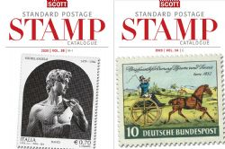 WORLD STAMPS -  2020 STANDARD POSTAGE STAMP CATALOGUE (G-I) 03