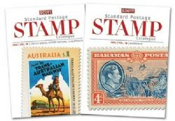 WORLD STAMPS -  2020 STANDARD POSTAGE STAMP CATALOGUE (U.S.-U.N.-A-B) 01