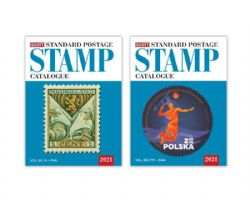 WORLD STAMPS -  SCOTT 2021 STANDARD POSTAGE STAMP CATALOGUE (J-M) 05
