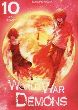 WORLD WAR DEMONS -  (FRENCH V.) 10
