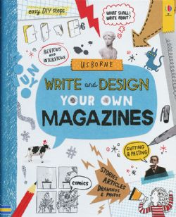 WRITE YOUR OWN -  WRITE AND DESIGN YOUR OWN MAGAZINES