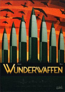 WUNDERWAFFEN -  COFFRET TOMES 12 AVEC CALE