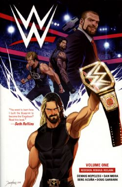 WWE -  ONGOING TP 01