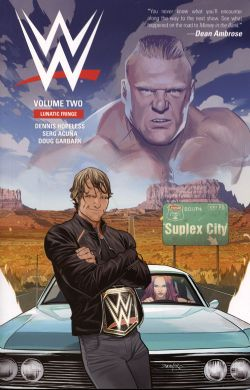 WWE -  ONGOING TP 02