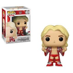 WWE -  POP! VINYL FIGURE OF RIC FLAIR (4 INCH) 63
