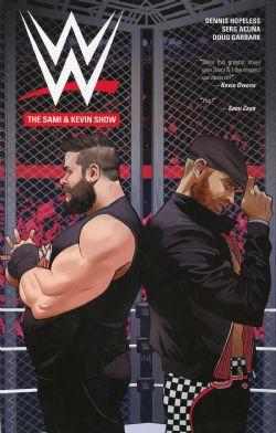 WWE -  SAMI & KEVIN SHOW TP