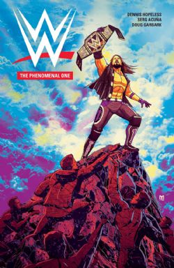 WWE -  THE PHENOMENAL ONE TP