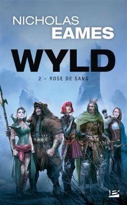 WYLD -  ROSE DE SANG (POCKET FORMAT) 02